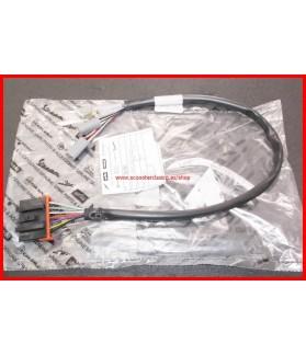 Instalación eléctrica velocimetro Vespa PX