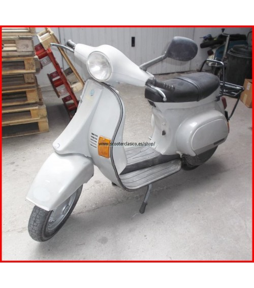 V600 Vespa 75 FL documentada