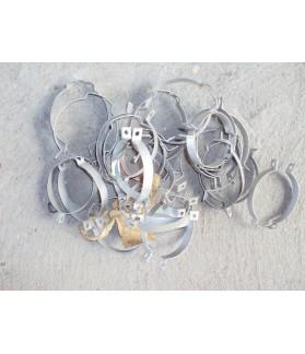 Abrazadera camisa cables con engrasador ORIGINAL
